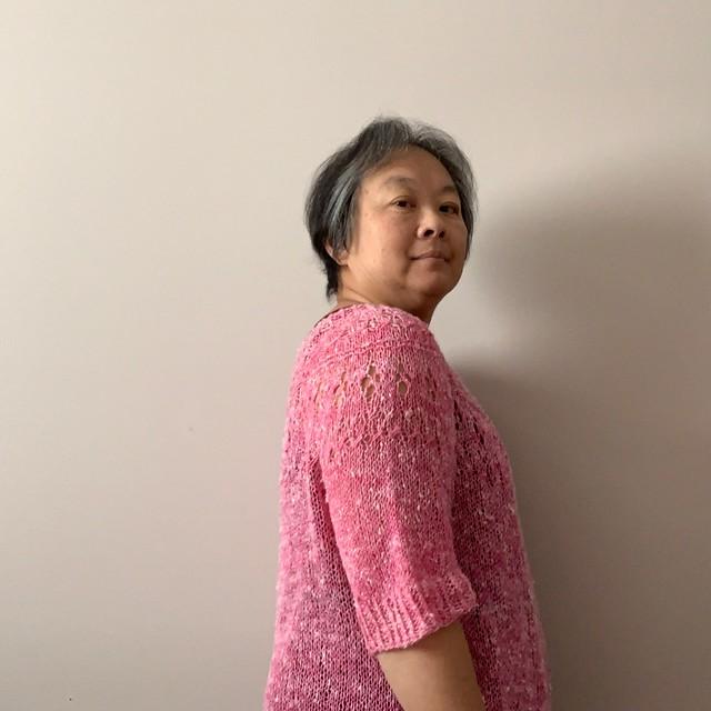 My finished Ranunculus by Midori Hirose