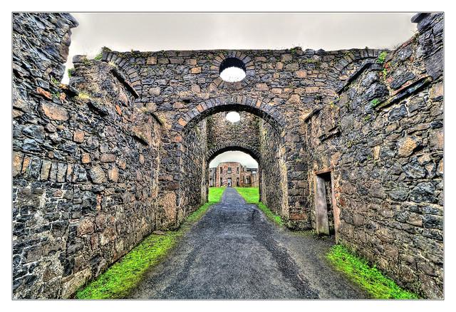 Castlerock NIR - Downhill House 02