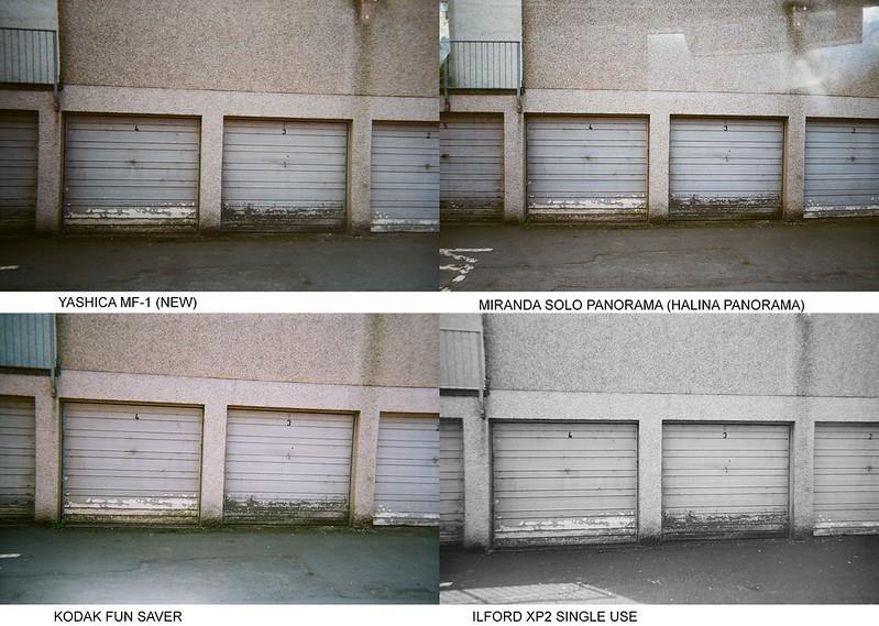 Garage Door MF-1 test Group