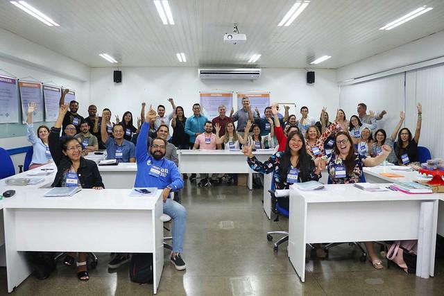 30.08.19 Última aula para formandos do Empretec