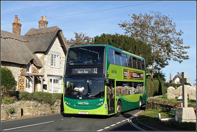 Southern Vectis 1617, Brightstone