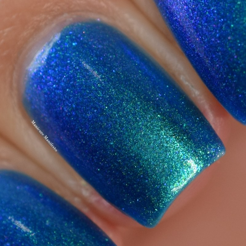 Great Lakes Lacquer Renee swatch