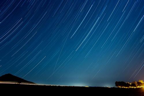 churchill trails iss star startrails night nevada