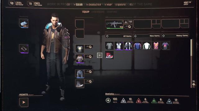 Cyberpunk 2077 - Visual Customization
