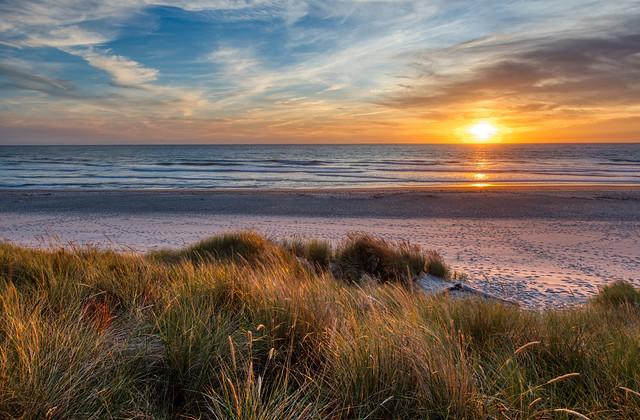 Oregon Sunset HDR