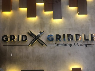 Grid x Griddle, Greenfield | by beingjellybeans
