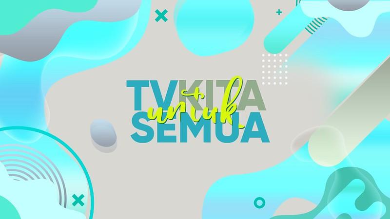 Logo ulang tahun ke-9 TVAH