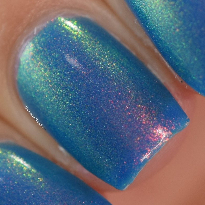 Great Lakes Lacquer Pam swatch