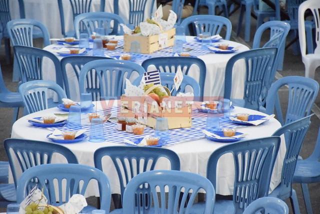 Εύξεινος Λέσχη Χαρίεσσας - 5η Γιορτή Γης 30/8/2019