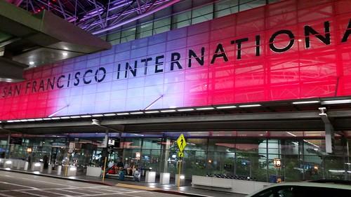 SFO International Terminal