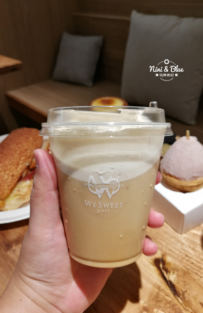 we swett 台中甜點 咖啡13