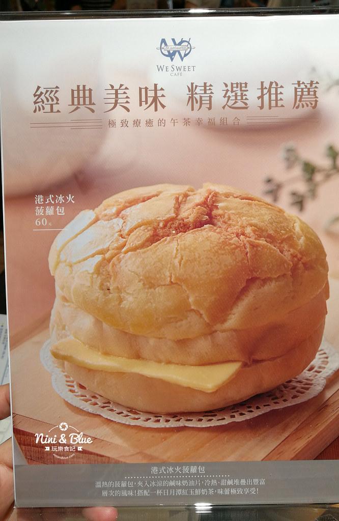 we swett 台中甜點 咖啡10