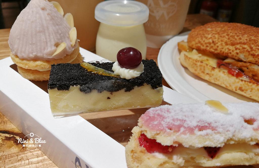 we swett 台中甜點 咖啡05