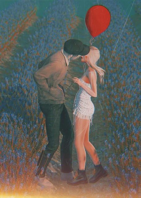 . Love is 🎈
