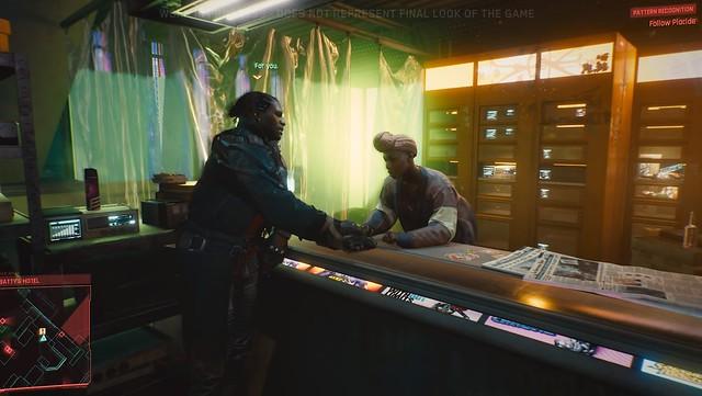 Cyberpunk 2077 – Shopping