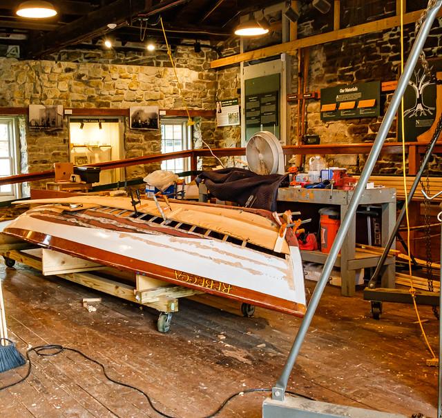 Boat Restoration 242 of 365 (Year 6)