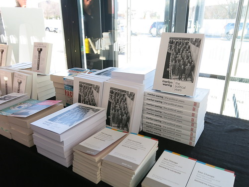 UBS book stall