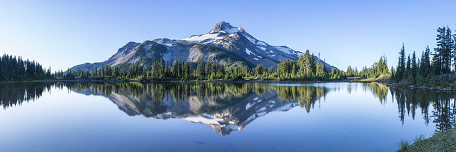New Morning Reflection