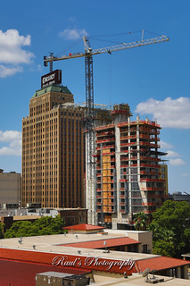 Hilton Canopy Construction | by Raul's Photography