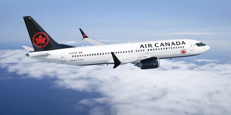 加拿大航空波音737Max全新窄體客機-1280x640