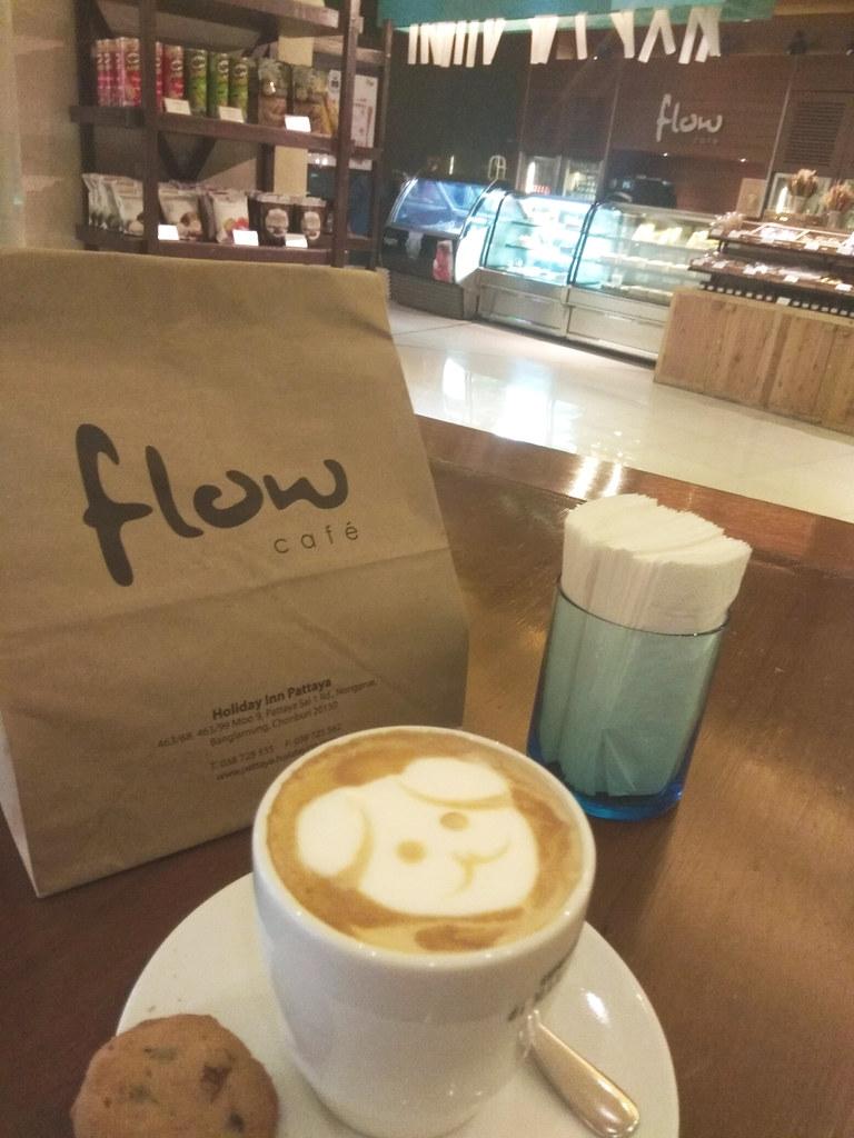 Flow Cafe Holiday Inn