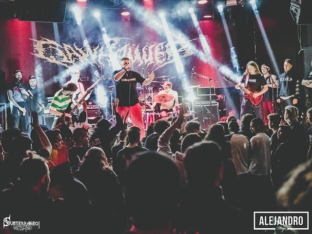 蘇格蘭死核樂團 Clawhammer 釋出全新影音 Dogma 1