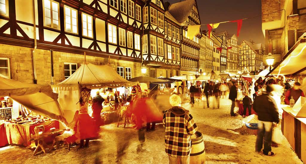 Kerstmarkt in Hannover (foto door: Christian Wyrwa) | Mooistestedentrips.nl
