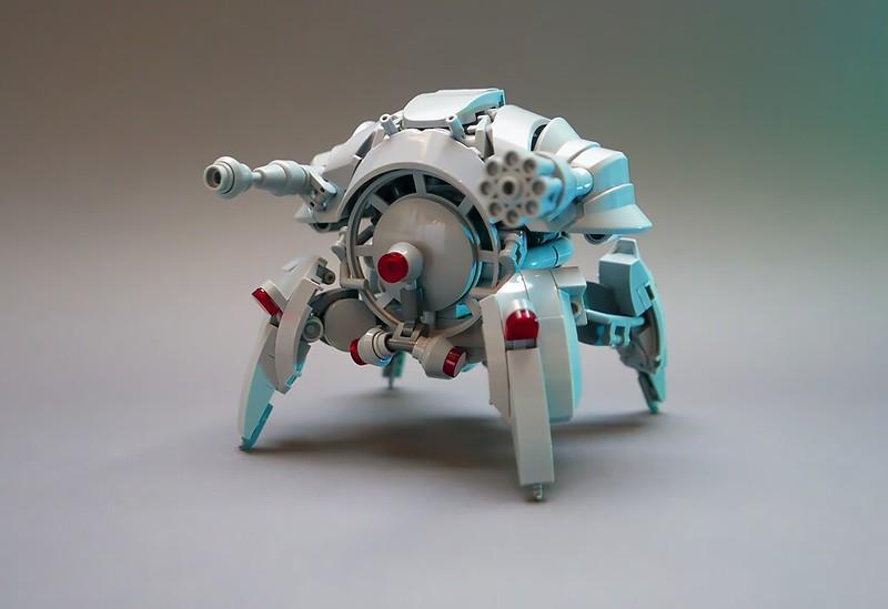 Rekkin' Sphere LEGO MOC
