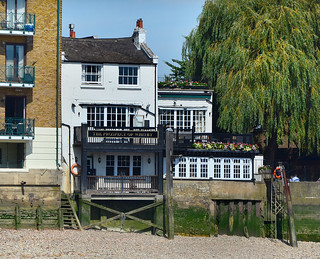 Prospect of Whitby (The), Wapping Wall, Wapping, London - 22 Aug 2019