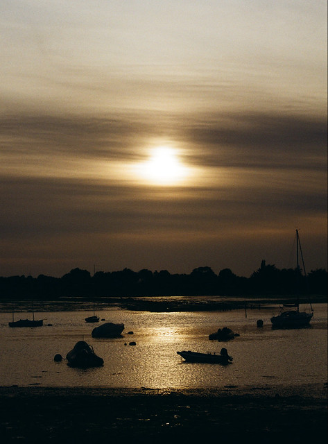 Chichester Harbour - Evening