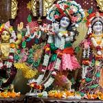 ISKCON Kolkata Deity Darshan 31 Aug 2019