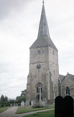 St Mary the Virgin, Hartfield, Sussex