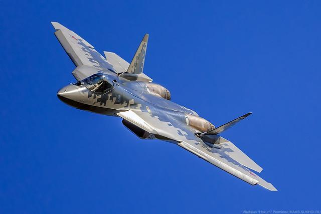 Su-57 (T-50-1)