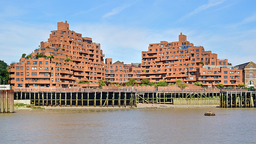 Free Trade Wharf, The Highway, Wapping, London - 22 Aug 2019
