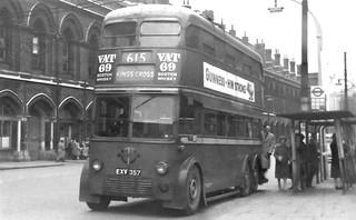 London Transport EXV357