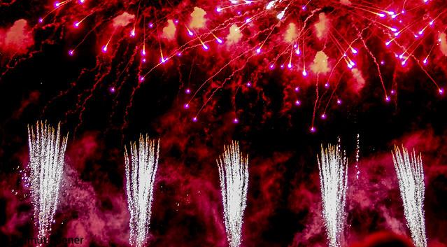 Herrenhausen, Int. Fireworks Competition 2019
