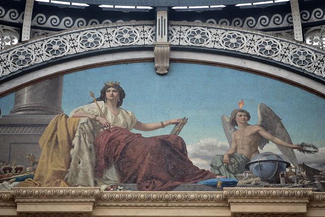 Galleria Vittorio Emanuele II (1865-67) # 3 Mosaico