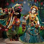ISKCON Noida Deity Darshan 31 Aug 2019