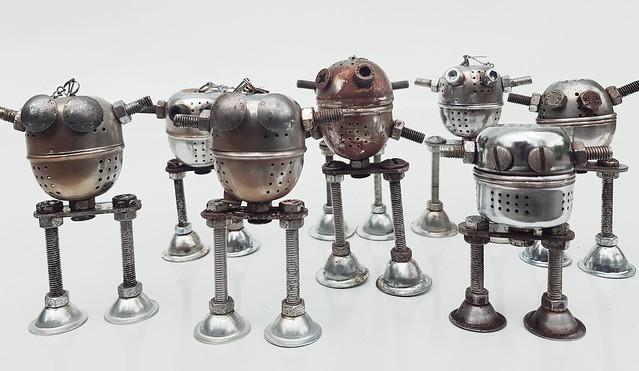 Tea balls invaders