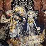 ISKCON New Mayapur Deity Darshan 30 Aug 2019