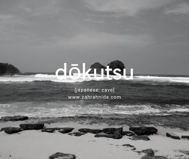 Pantai Goa Cina Malang Selatan