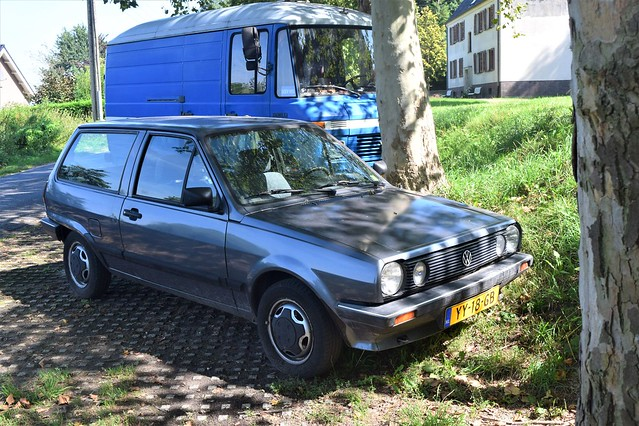 Volkswagen Polo Fox 40 kW 1990