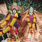 ISKCON Rajkot Deity Darshan 31 Aug 2019