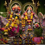 ISKCON Ujjain Deity Darshan 31 Aug 2019