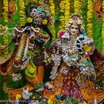 ISKCON Vrindavan Deity Darshan 31 Aug 2019