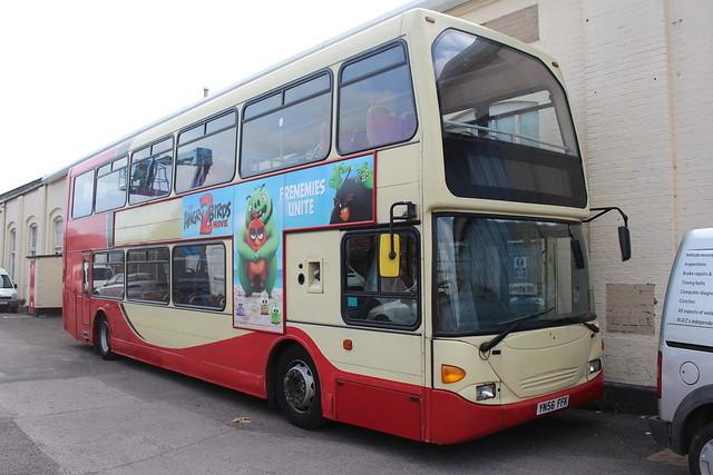 YN56FFK EX; 909 Brighton & Hove