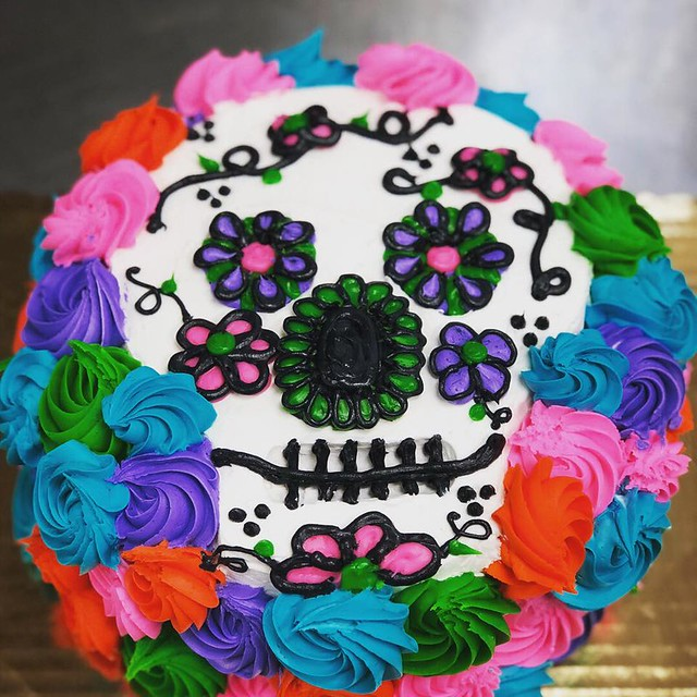 Cake by Brittiany's