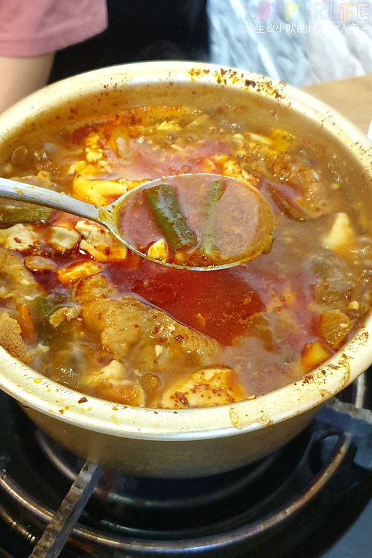 KIM DADDY韓國料理│逢甲大學學區平價美食,有少見拳頭飯也有人氣豆腐鍋、韓式烤肉和炸雞喔!! @強生與小吠的Hyper人蔘~