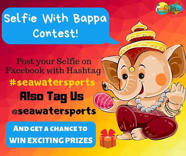 Post Your Selfie With Bappa And Get A Chance To Win Exciting Prizes