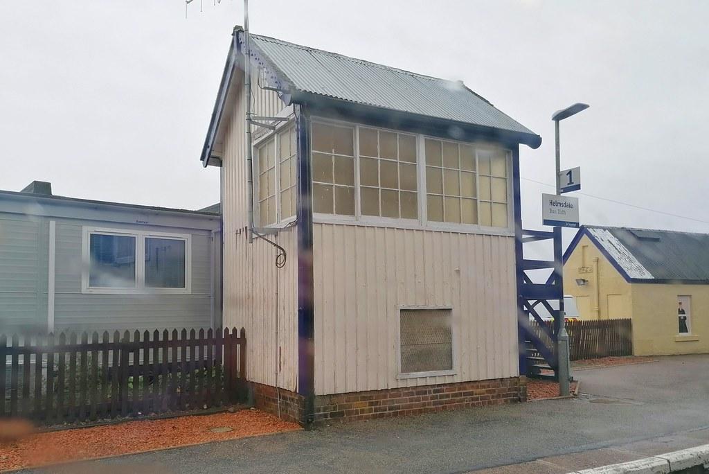 Helmsdale Signal Box